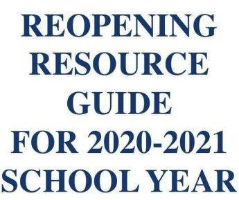 Reopening School Guidelines