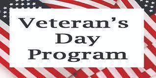 TCHS Veterans Day Program 2020