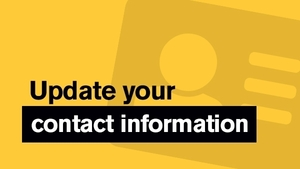 CURRENT STUDENT/PARENT CONTACT INFORMATION UPDATE