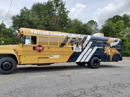 TCSD Wrapped Reading  Bus